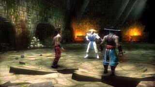 Mortal Kombat: Shaolin Monks - Trailer & Gameplay 1080p (PS2/PCSX2)