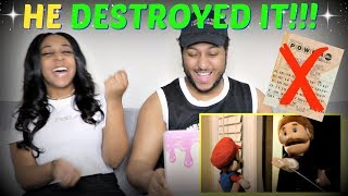 "SML Movie: ""Jeffy's Paper Shredder!"" REACTION!!!"