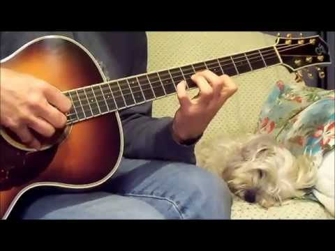 """Marie"": Randy Newman for Guitar, by Jim Moran"