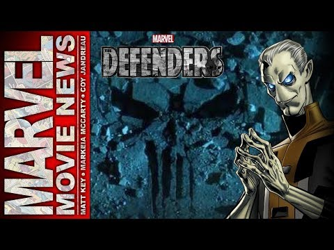 Punisher Teaser, Defenders Review, Avengers Updates & More | Marvel Movie News Ep 144