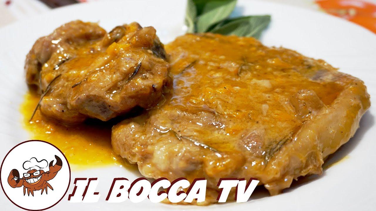 Ricetta Ossobuco Toscana.710 Ossobuco Alla Toscana Ricettina Buona E Sana Secondo Di Carne Tipico Facile E Sfizioso Youtube