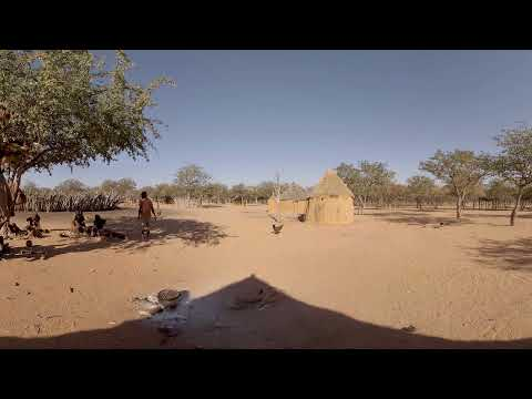 360 Video of The Himba tribe, Namibia