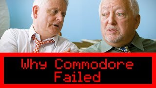 Why Commodore Failed - A Conversation with Commodore UK's David John Pleasance & Trevor Dickinson