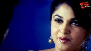 Sunil Rao Romance with  Ramya Krishna || Best Romantic Scene of Tollywood #120