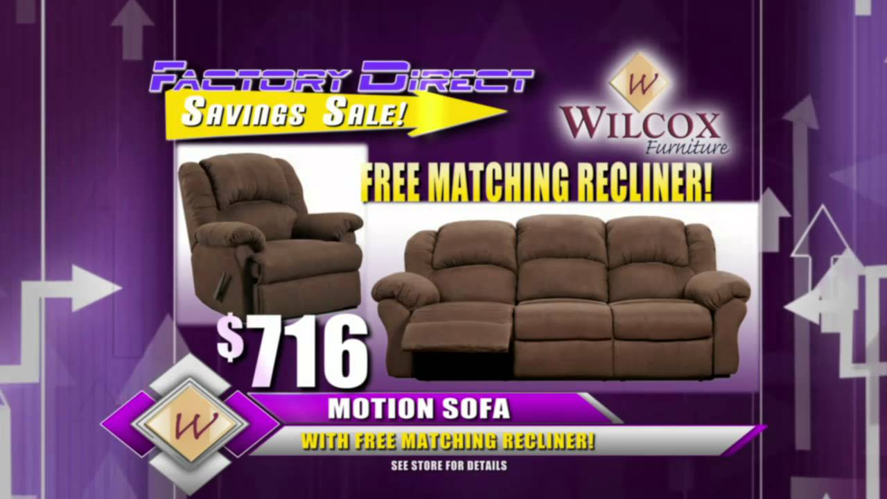 Superbe New Commercial For Wilcox Furniture