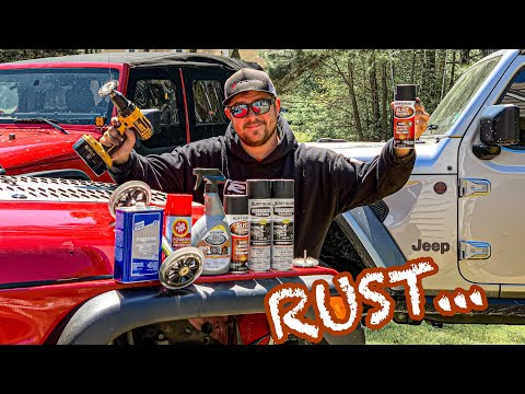 How To Fix And PREVENT Rust on your Jeep