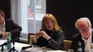 KELLIE MALONEY RETURNS TO BOXING - FULL & UNCUT PRESS CONFERENCE WITH HER TWO NEW SIGNINGS