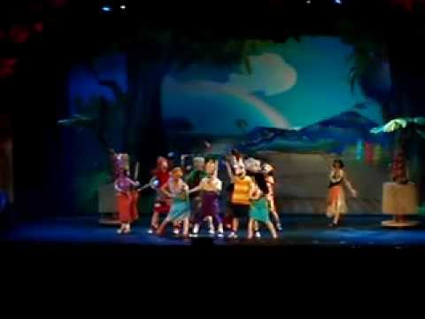 phineas and ferb live backyard beach youtube
