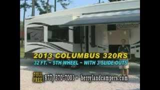 2013 Columbus 320RS 5th Wheel RV