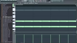 FL Studio Remake: The Killers - When You Were Young (Lonczinski Remix)+FLP!