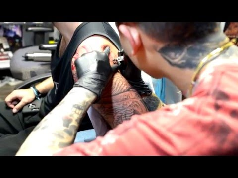 EDMONTON 2016 w/ Crimson Empire & Black Gold Tattoo Co.