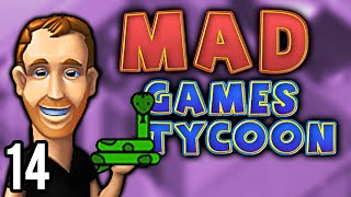 Mad Games Tycoon | The MMO (Let