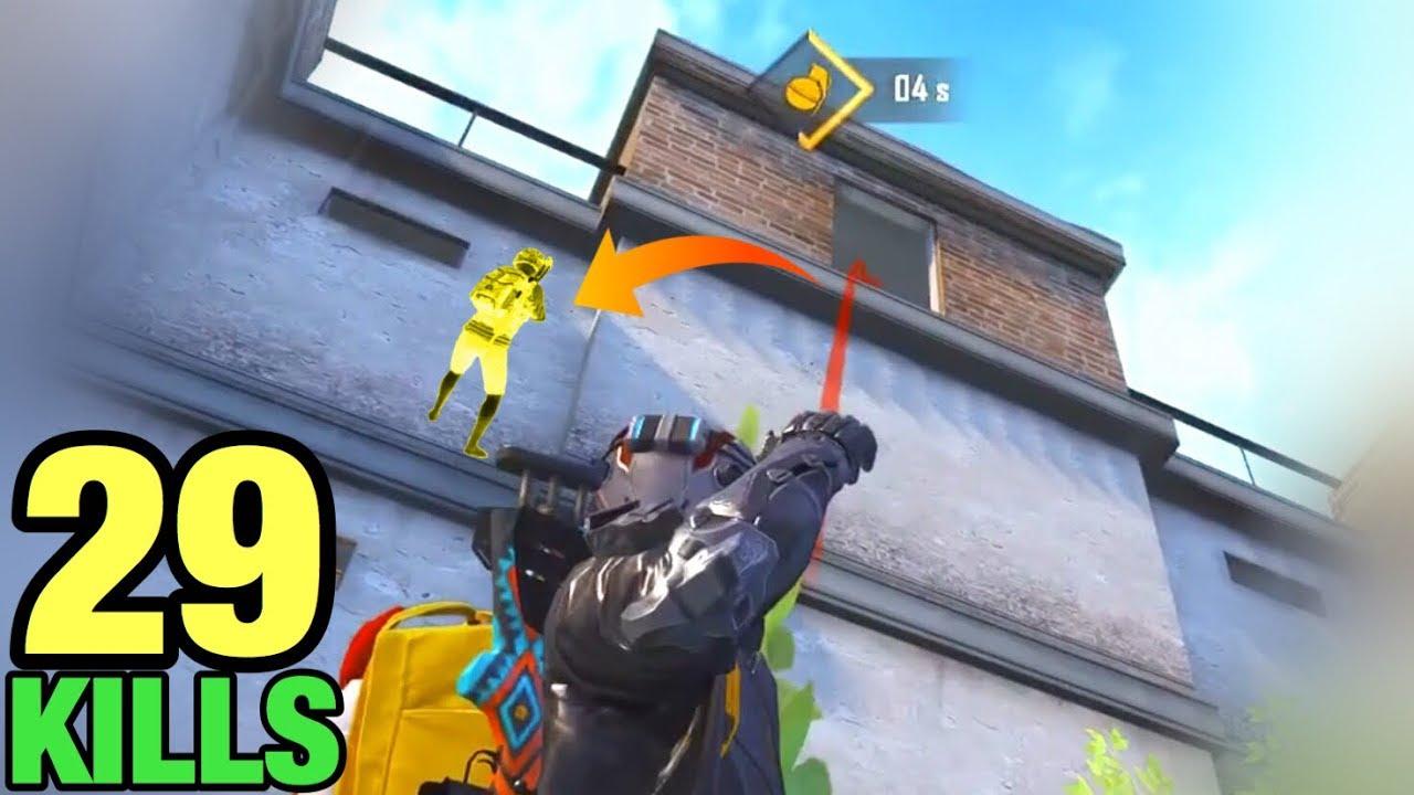 Throwing GRENADE IQ 1000!!   Tacaz is King of Grenade    PUBG MOBILE