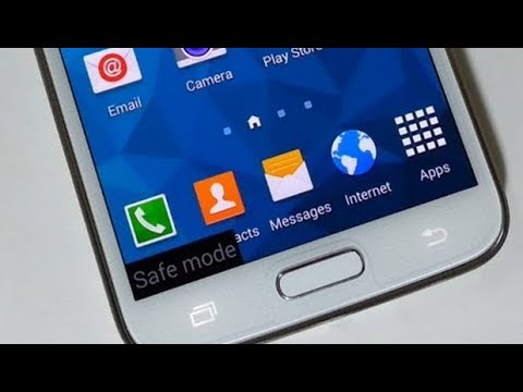 How To Disable Safe Mode From Android