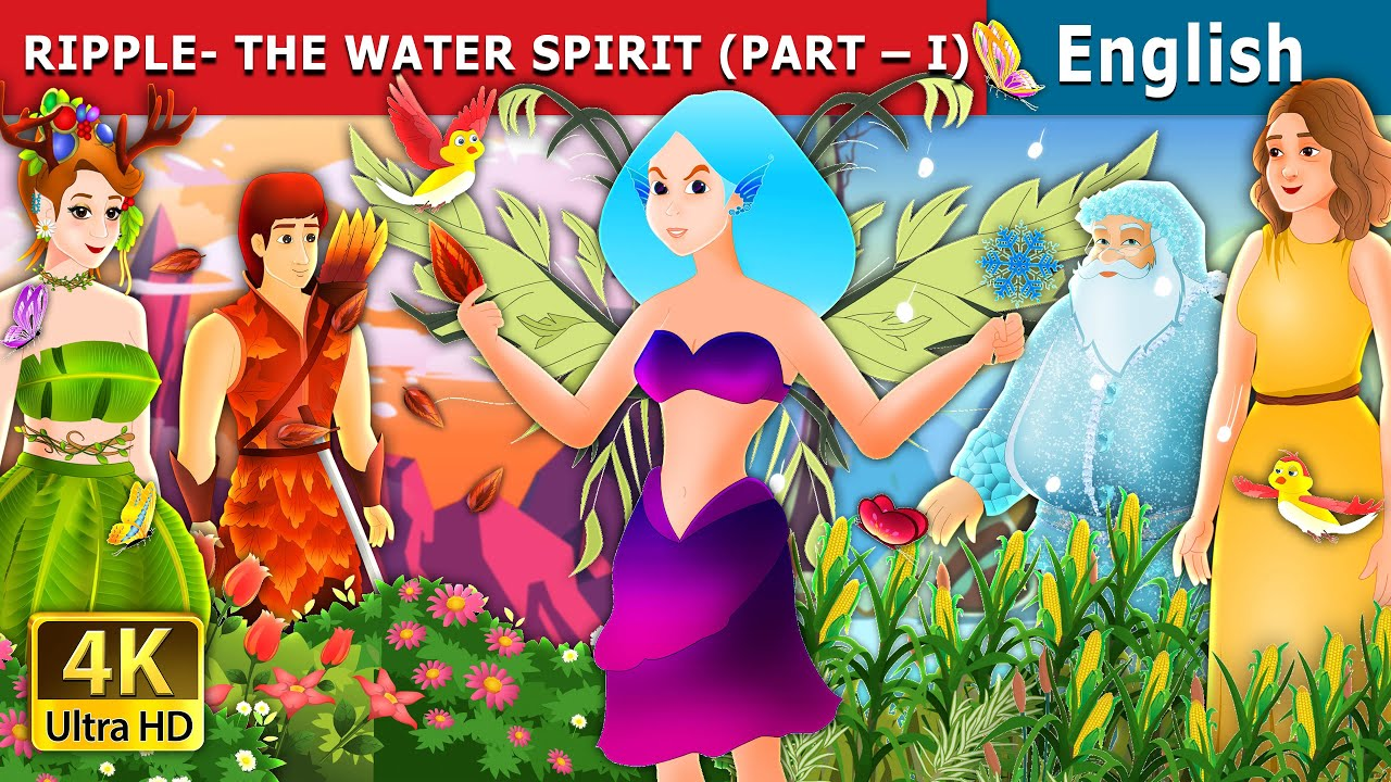 Download Ripple - The Water Spirit Part 1 | Stories for Teenagers | English Fairy Tales