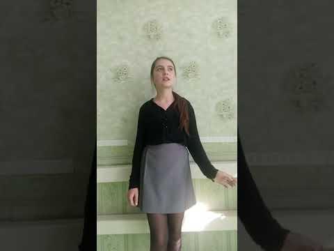 """Полякова Валерия, конкурс """"Живая классика"""" стихотворение в прозе """"Как хороши, как свежи были розы"""""""