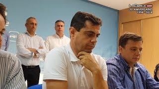 Dimisión del Alcalde de Albacete, Javier Cuenca, deja la Alcaldía por motivos de salud