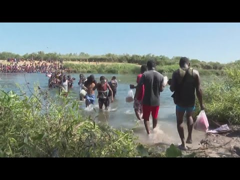 Update: All Migrants Are Gone From Texas Border Camp