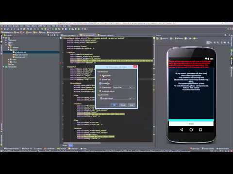 How to transfer projects from Ese to Android Studio