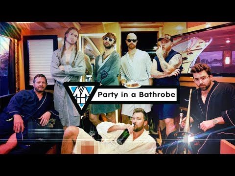 "Lady Antebellum: ""Party in a Bathrobe"""