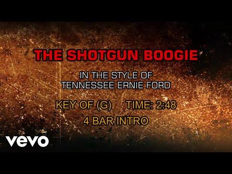 Tennessee Ernie Ford - The Shot Gun Boogie