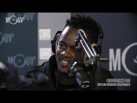 """BLACK M : """"Un Acteur Connu Me Donne La Chance De Faire Mon Premier Film"""" #MORNINGCEFRAN"""