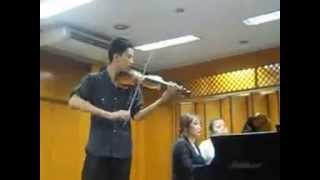 Recital 2014 - UST Conservatory of Music