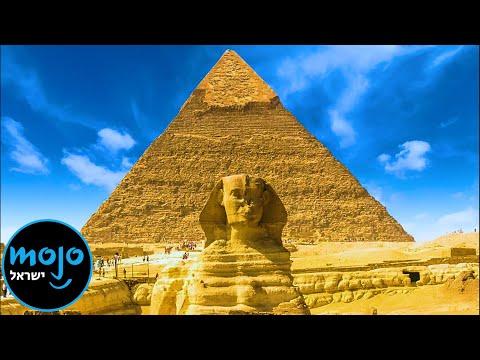 המיתוסים הכי הזויים על מצרים העתיקה