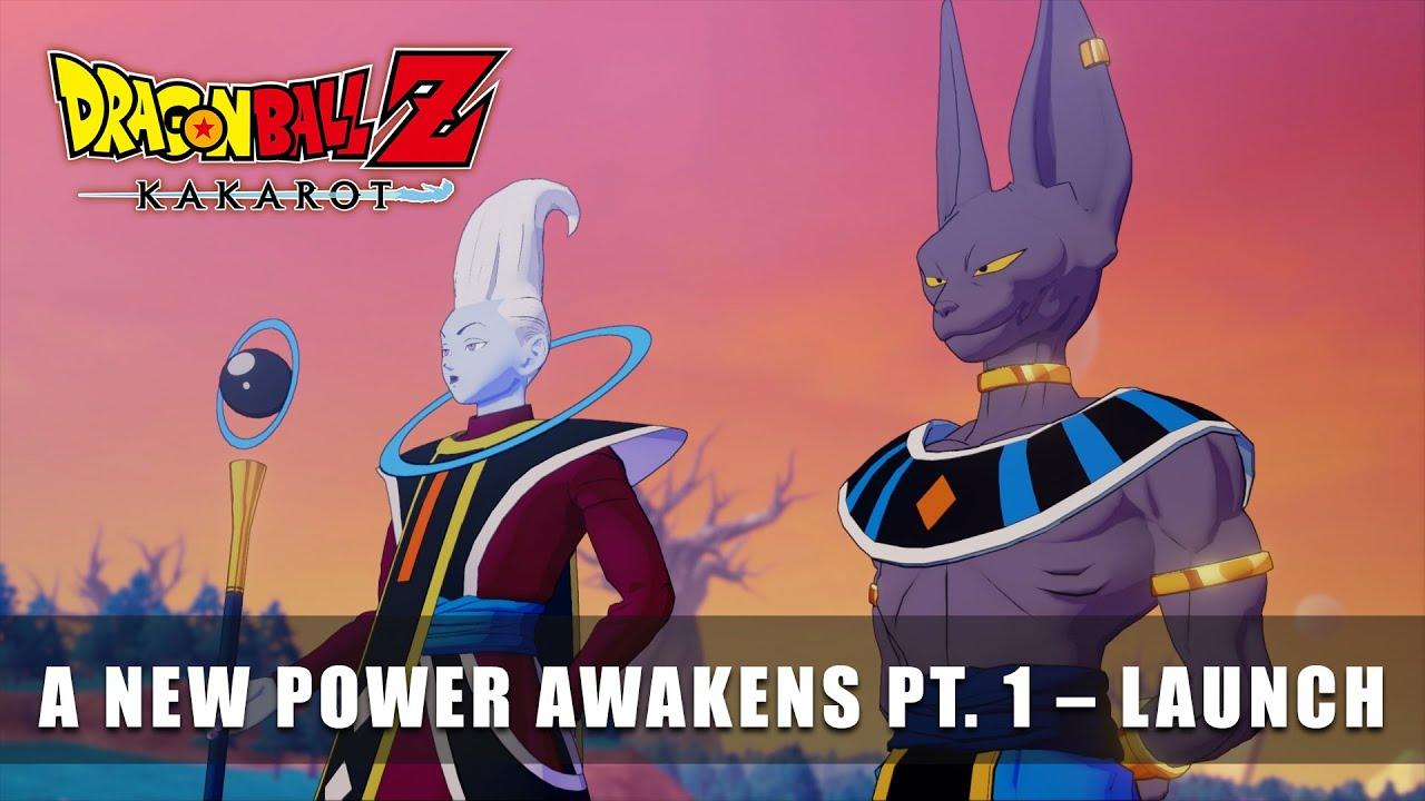 Dragon Ball Z: Kakarot - A New Power Awakens Part 1