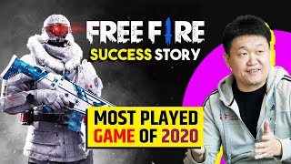 Garena Free Fire Game Success Story in Hindi   Battle Royale Game   Forrest Li   Founder screenshot 2