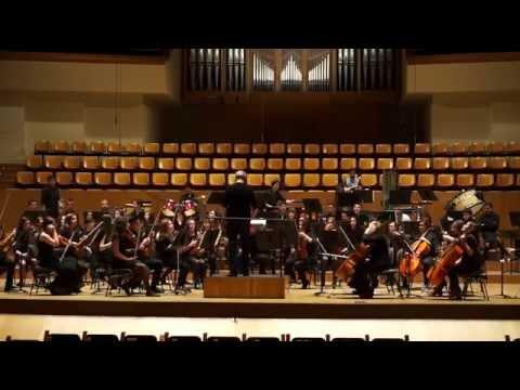 Presentación Conservatorio Torrejón y Velasco Palau 2014