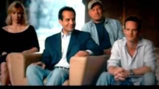 Stanley Kamel Dedication Commercial w/ MONK Cast- Heart  Disease