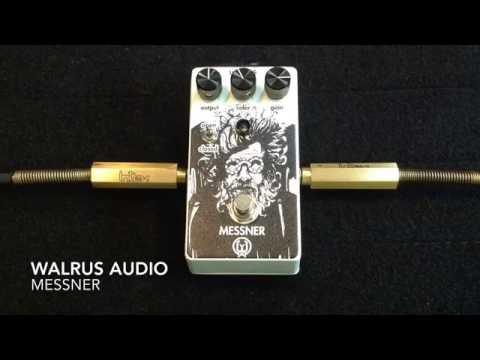 Walrus Audio MESSNER Overdrive