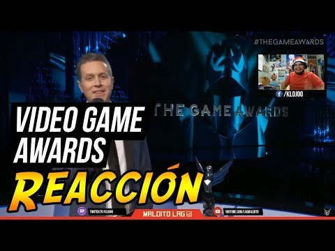 Bloodborne 2? Tenchu 3? Soul Calibur VI, Bayonetta 3, Witch Fire - Video Game Awards  Reacción
