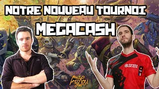 MEGACASH : LA LINE UP DU MAGE FREEZE