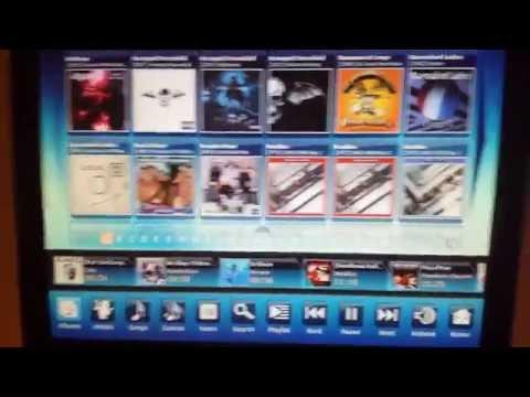 Touchscreen Jukebox Demo