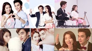 Video Actor Yoo Seung Ho Recently Described His Ideal Type Is Park Shin Hye download MP3, 3GP, MP4, WEBM, AVI, FLV Maret 2018