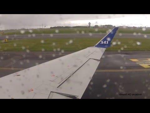 Scandinavian Airlines flight SK751 (Copenhagen - Warsaw) CRJ900