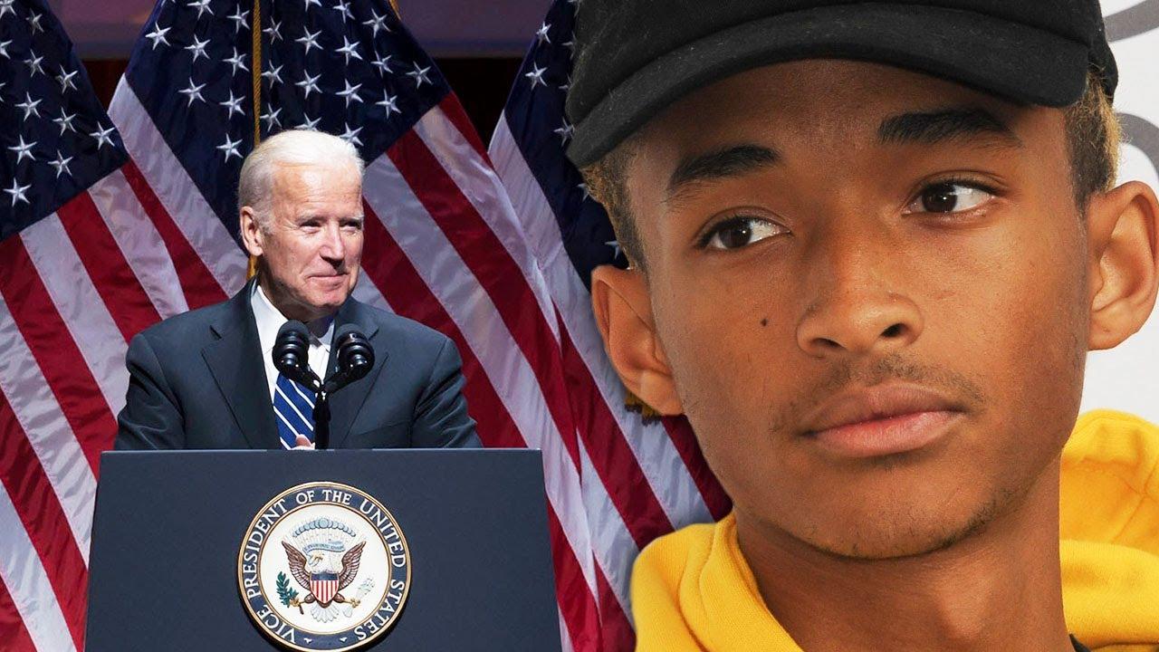 Jaden Smith Reacts To Joe Biden Election Victory