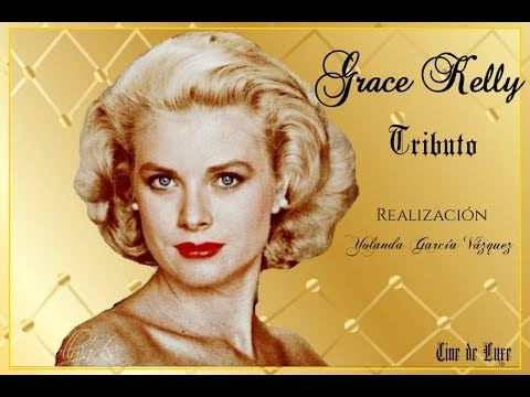 GRACE KELLY TRIBUTO