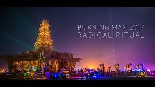 """Burning Man 2017 featuring """"Burgs"""" by Mt. Wolf"""