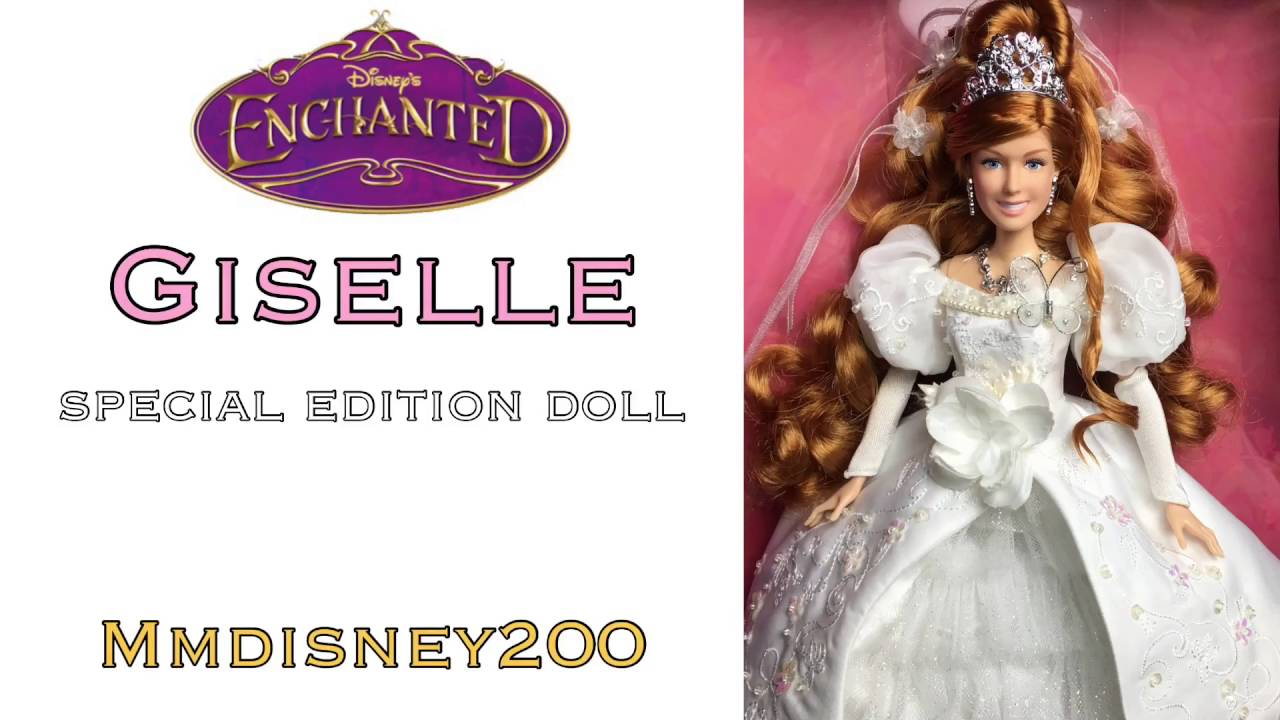 Giselle from Enchanted...