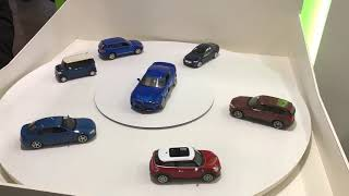 人とくるまのテクノロジー展 2018 「Valeo」AI 3D認識技術 展示会取材/マークラインズ