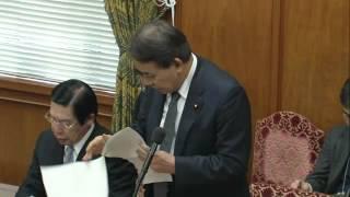 3.6農林水産委(民主党)筒井信隆農水副大臣