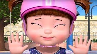 Мамин праздник +Летающий велосипед - Консуни - сборник - Мультфильмы для  девочек - Kids Videos