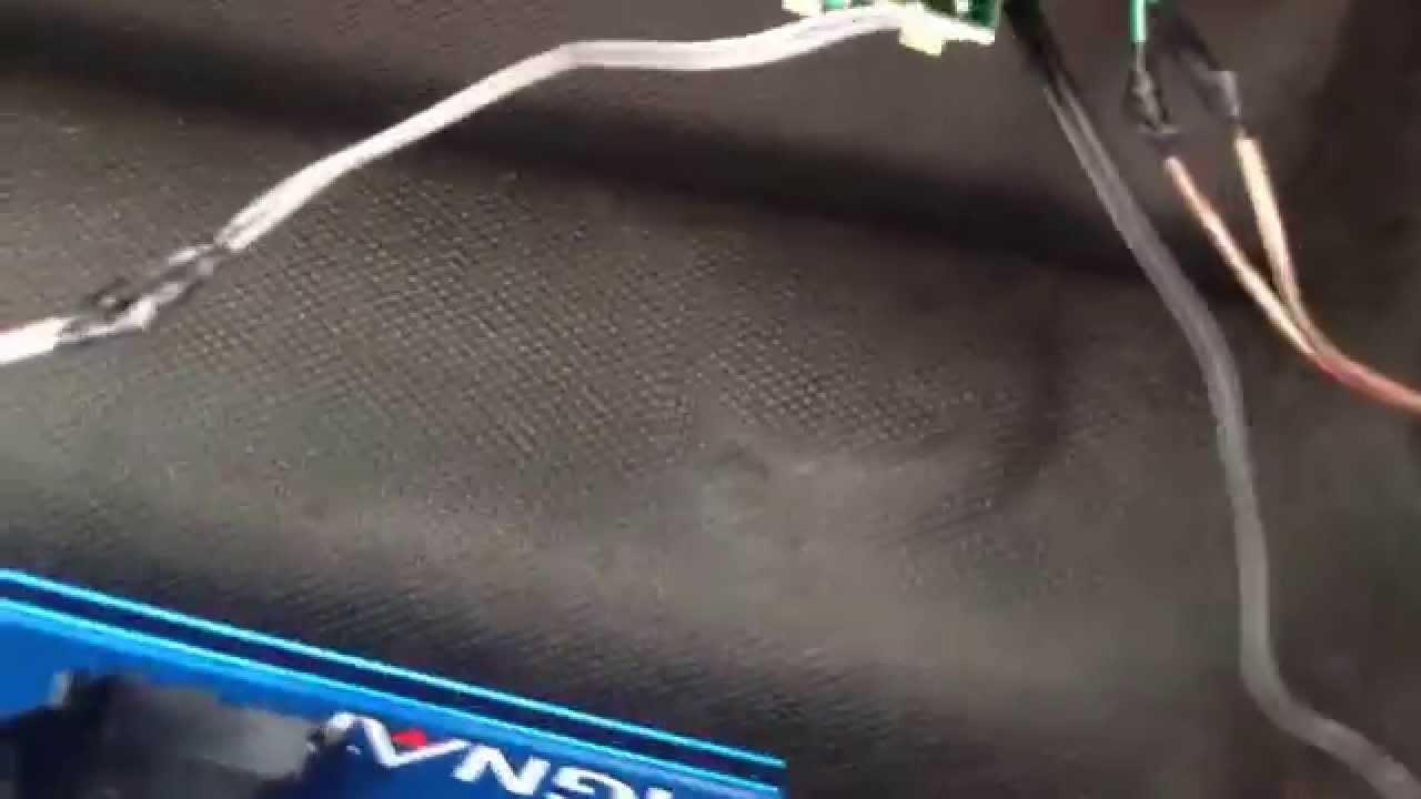 bmw e65 подключить сабвуфер через преобразователь линейных выходов