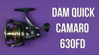 Распаковка DAM Quick Camaro 630FD