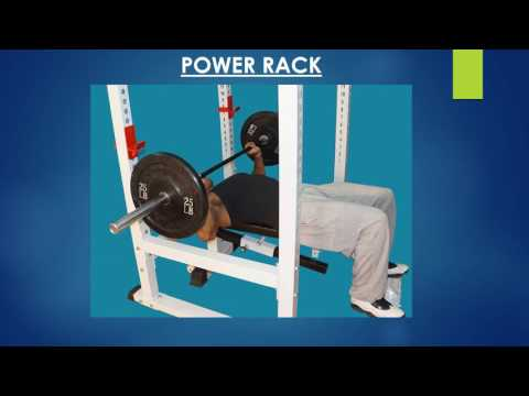 Power Rack That Will Make YOU SUPER HERO STRONG!!!!