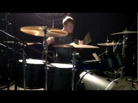Simple Plan - Perfect World - Drum Cover - Brooks