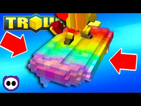 Floating Tutti-Fruttsicle (Steam/PS4/XBox One) - Top Weekly Chaos Chest Loot in Trove